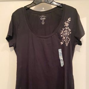 Old Navy T-Shirt with embellishment
